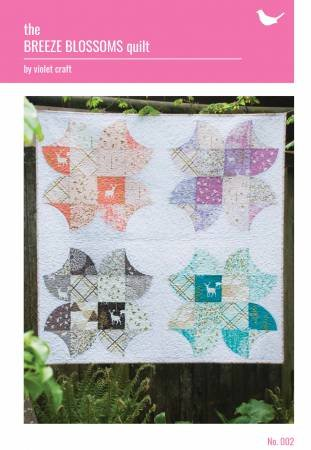 THE BREEZE BLOSSOMS QUILT