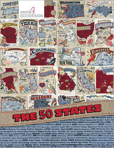 50 States - All States Box Set