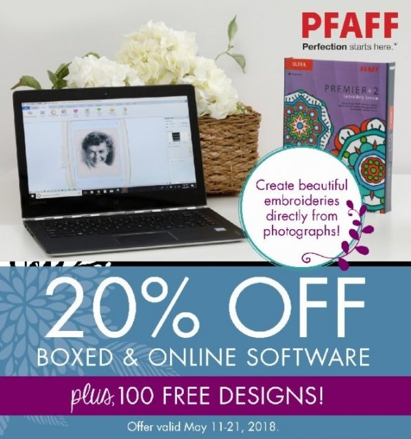 Pfaff Software Special