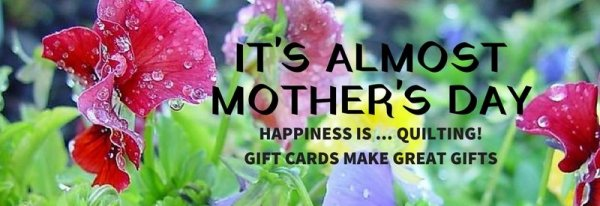 Mother's Day Gift Card Promo
