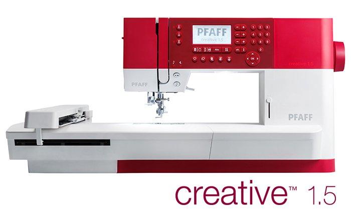 PFAFF® Creative 1.5