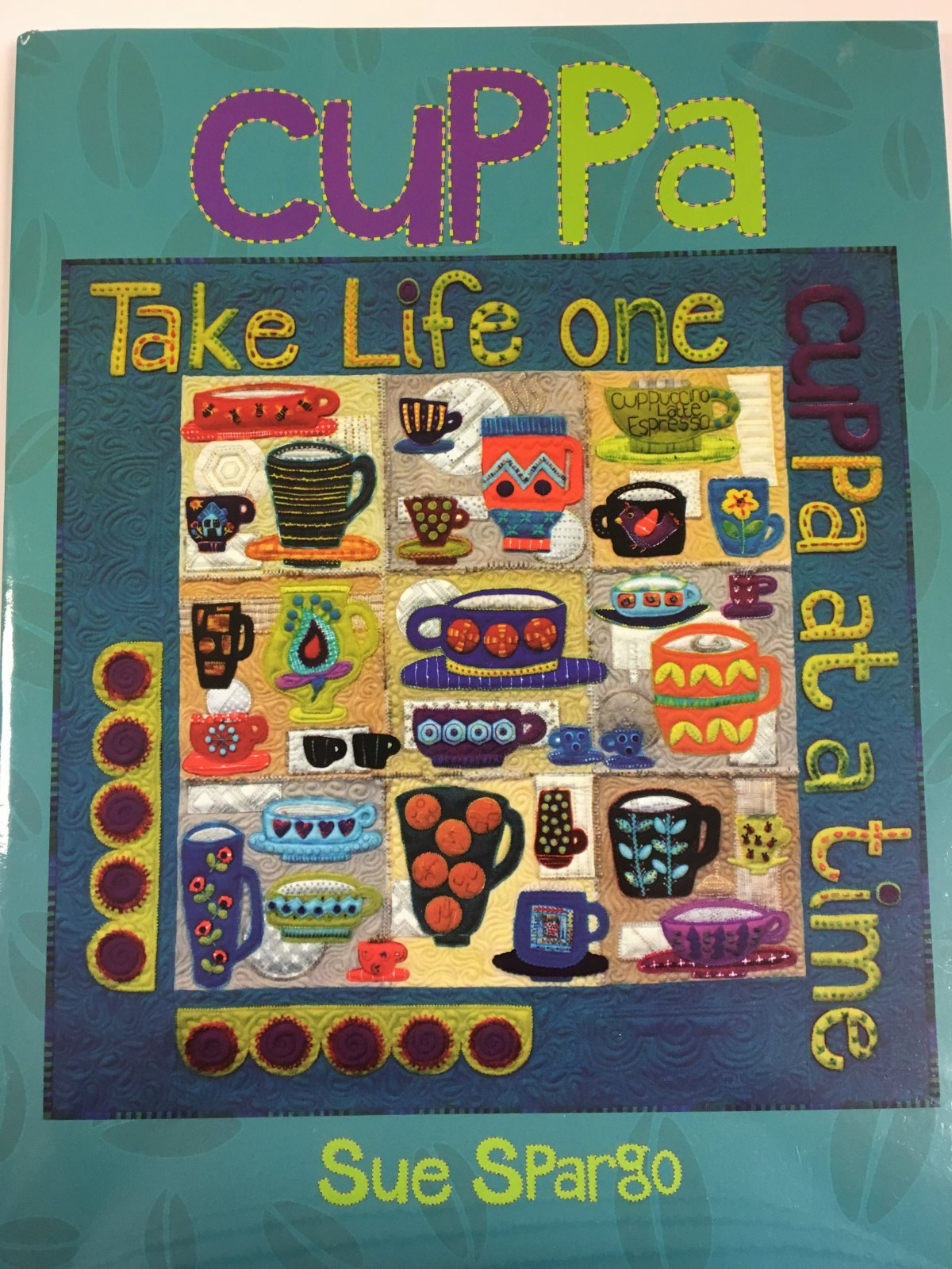Cuppa Quilt Kit