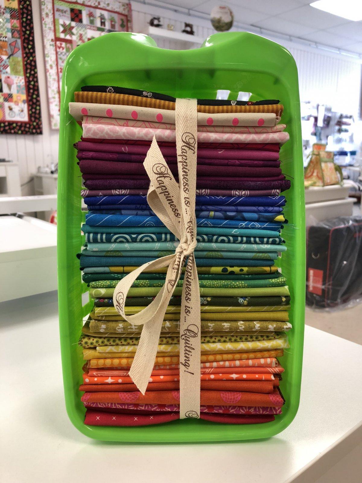 Alison Glass Trinket Sew Along Fat Quarter Bundle