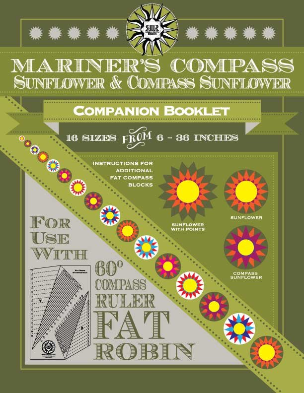 Fat Robin Ruler and Book Set