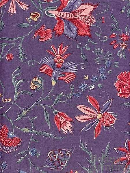 Les Fleurs D'Inde Purple