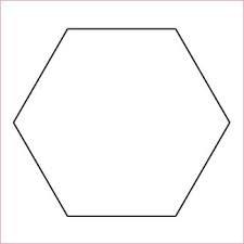 Hexagon Template 2.5
