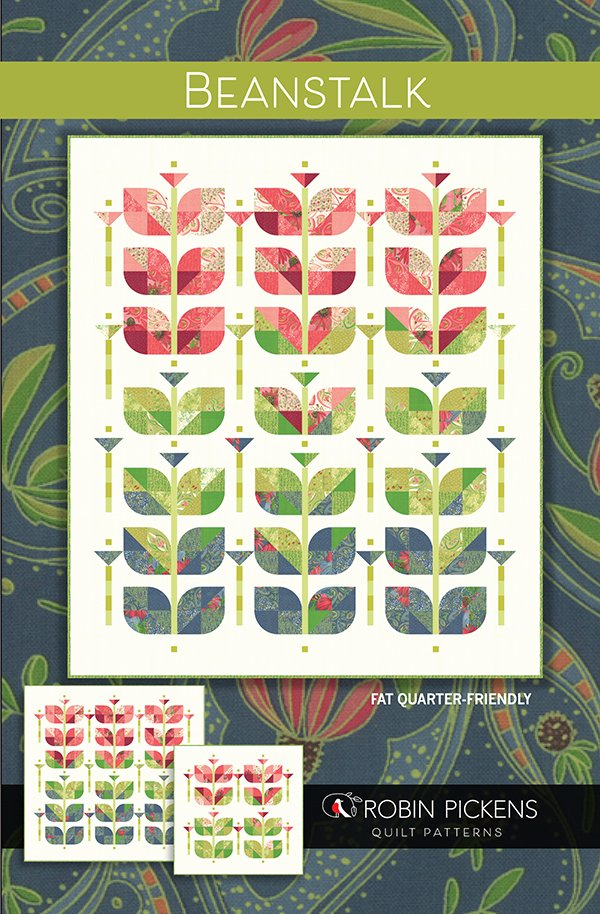 Beanstalk Pattern - Multiple sizes