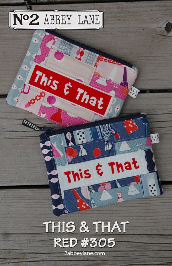 This & That - Red by Abbey Lane
