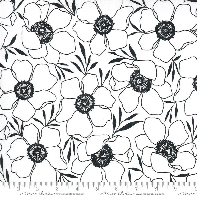 Illustrations - Moody Florals - Paper