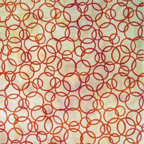 Batik by Mirah - Peach Bite - Corniola