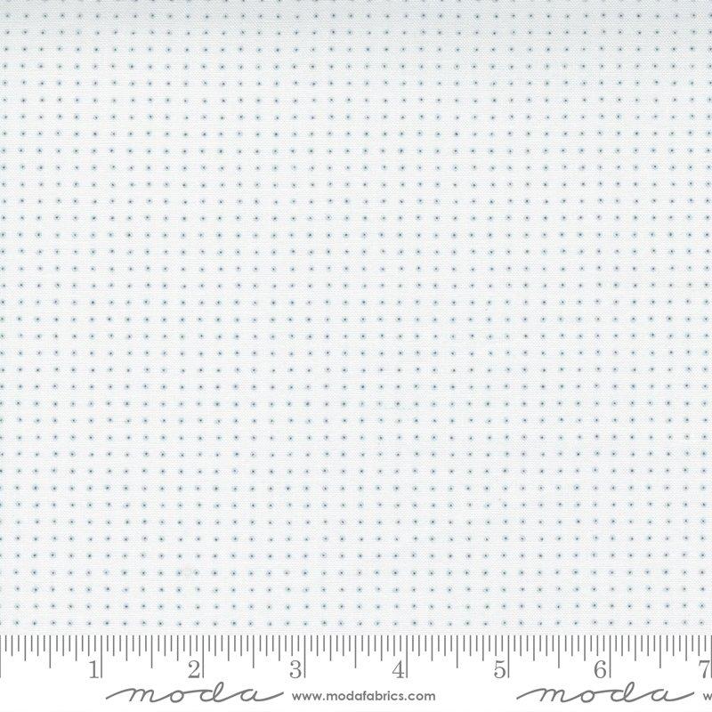 Pre-Order - Modern Backgrounds Even More Paper - Dot Dot - White