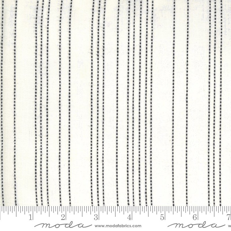Low Volume Wovens - Low Volume Stripe - Ivory