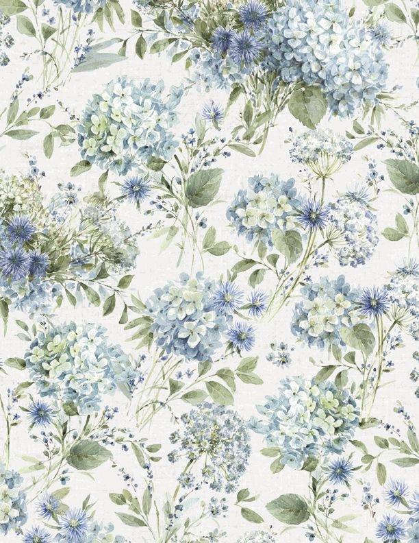 Pre-Order - Bohemian Blue Half-Yard Bundle - 18 Pieces