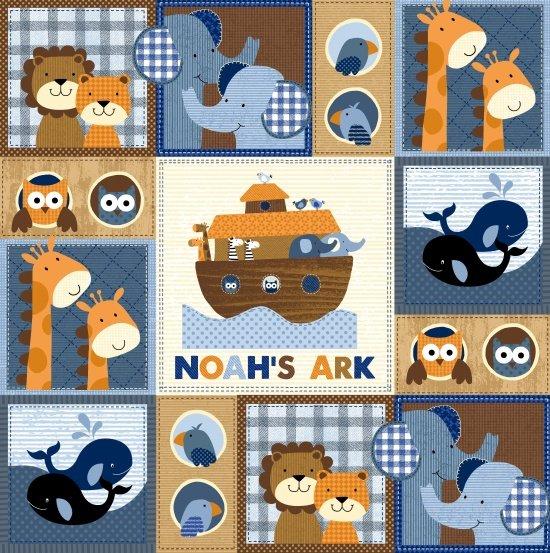 Noah's Story - Noah's Ark Patch