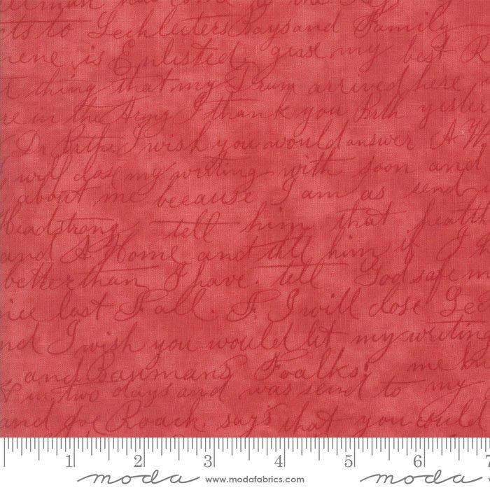 Poetry - Floral Script - Rose