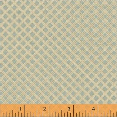 Elm Cottage by L'Atelier Perdu for Windham Fabrics - Blue Diamond Plaid