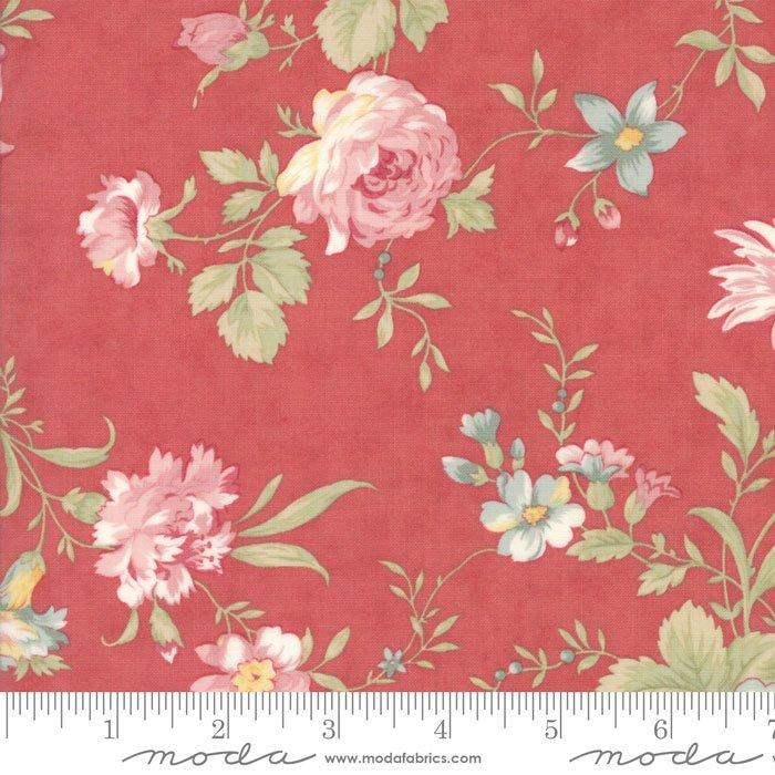 Poetry - Floral Romantic Blooms - Rose