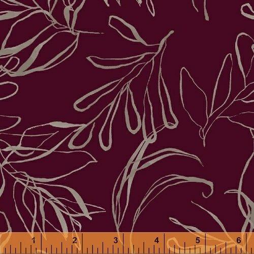 Botany - Foliage - Plum