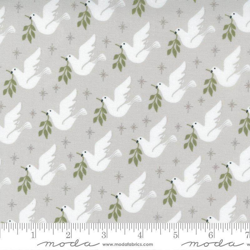 Christmas Morning - Lovey Dovey Bird - Silver