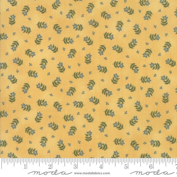 Garden Notes - Floral Snowberry - Yellow