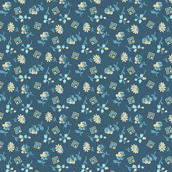 Something Blue - Something Borrowed - Delft