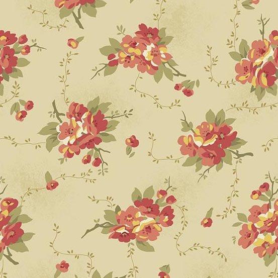 Bed of Roses - Dahlia - Cream