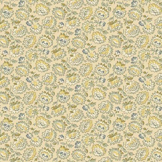 Bed of Roses - Geranium - Greige