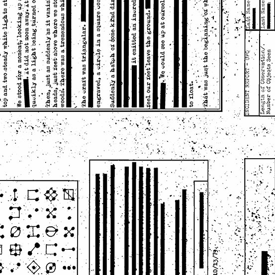 Declassified by Giucy Giuce: Redacted - Achromic