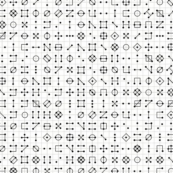 Declassified by Giucy Giuce: Cipher - Achromic