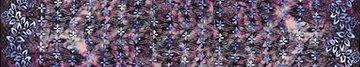 Cherry Blossoms by Banyan Batiks: border - purple