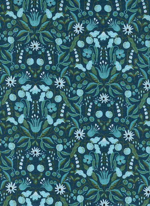 Amalfi - Freja - Turquoise