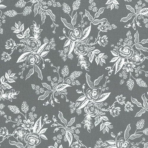 English Garden - Toile - Gray