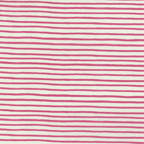 English Garden - Stripes - Pink