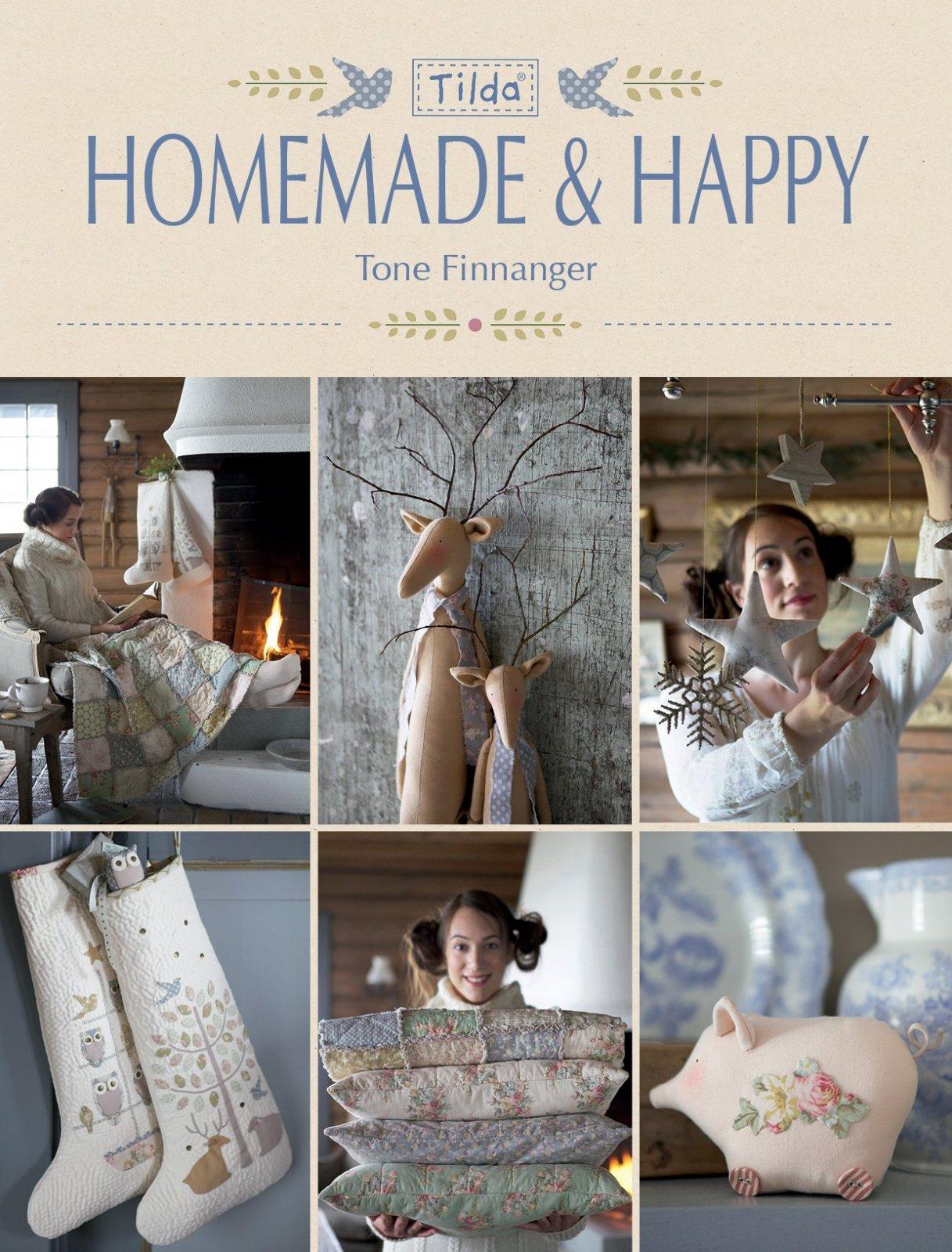 Tilda - Homemade & Happy Pattern Book