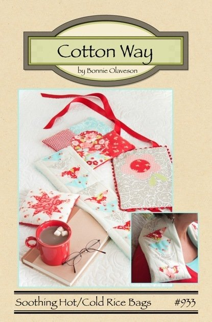 Cotton Way Soothing Hot/Cold Rice Bags