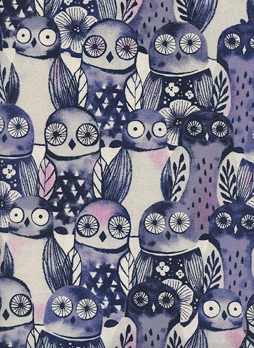 Eclipse - Wise Owls - Night