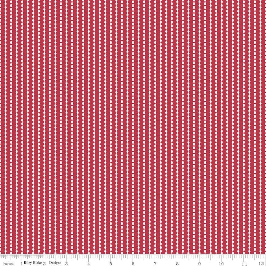 Sundance - Stripe - Red