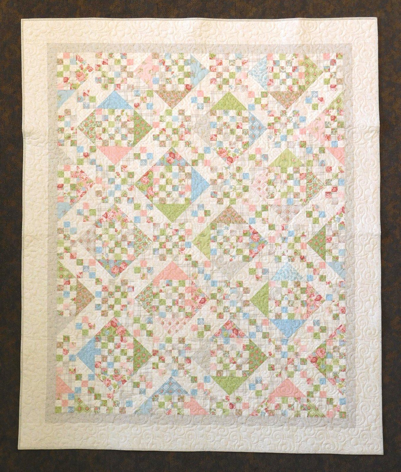 Ciara Quilt Kit 56 x 68