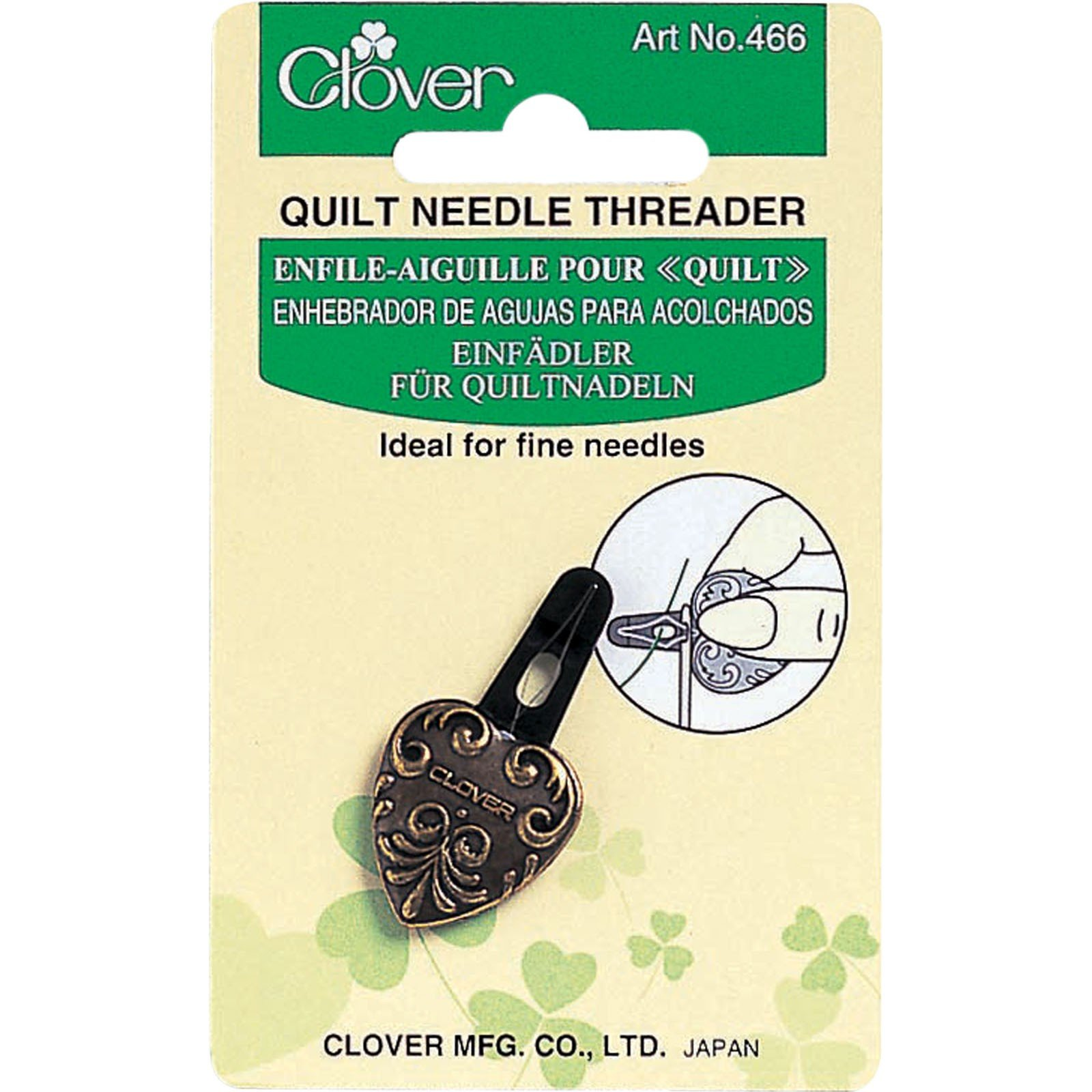 Quilt Needle Threader by Clover