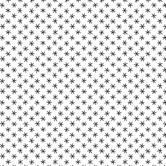 Century - Big Asterisks - Black on White