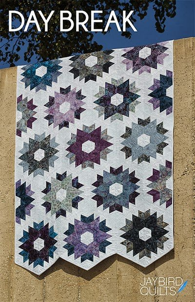 Day Break - Quilt Pattern - by Jaybird Quilts