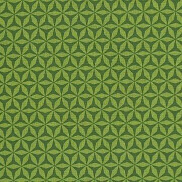 Rustique Winter - Flurry - Green
