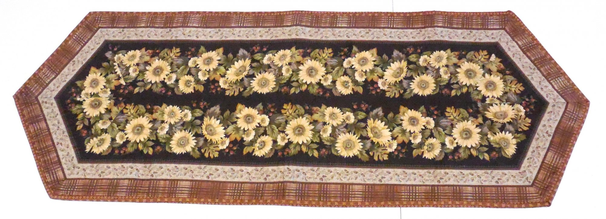 Sunflower Runner - 15 x 42