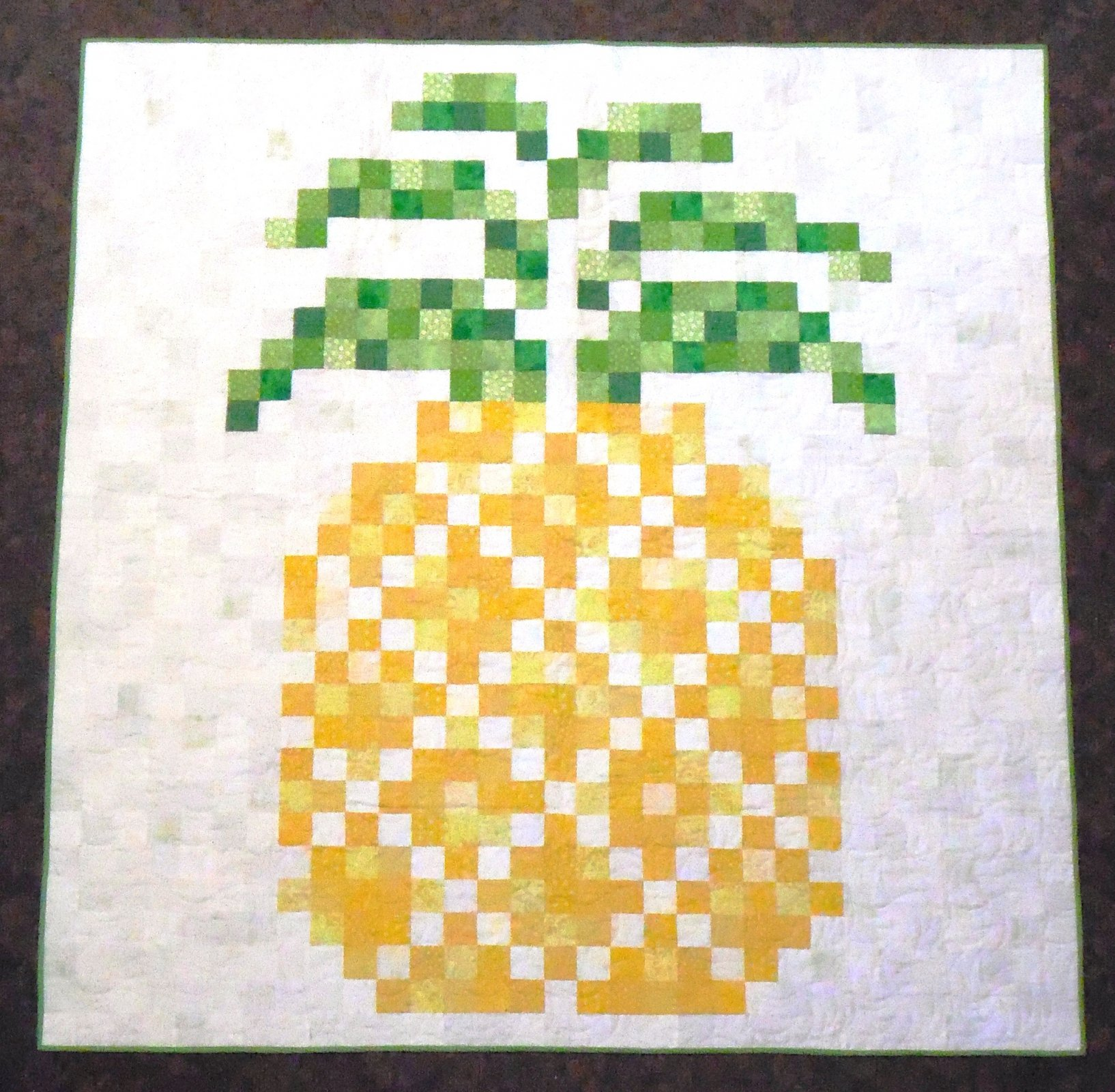 Stand Tall Quilt Kit - 60 x 60
