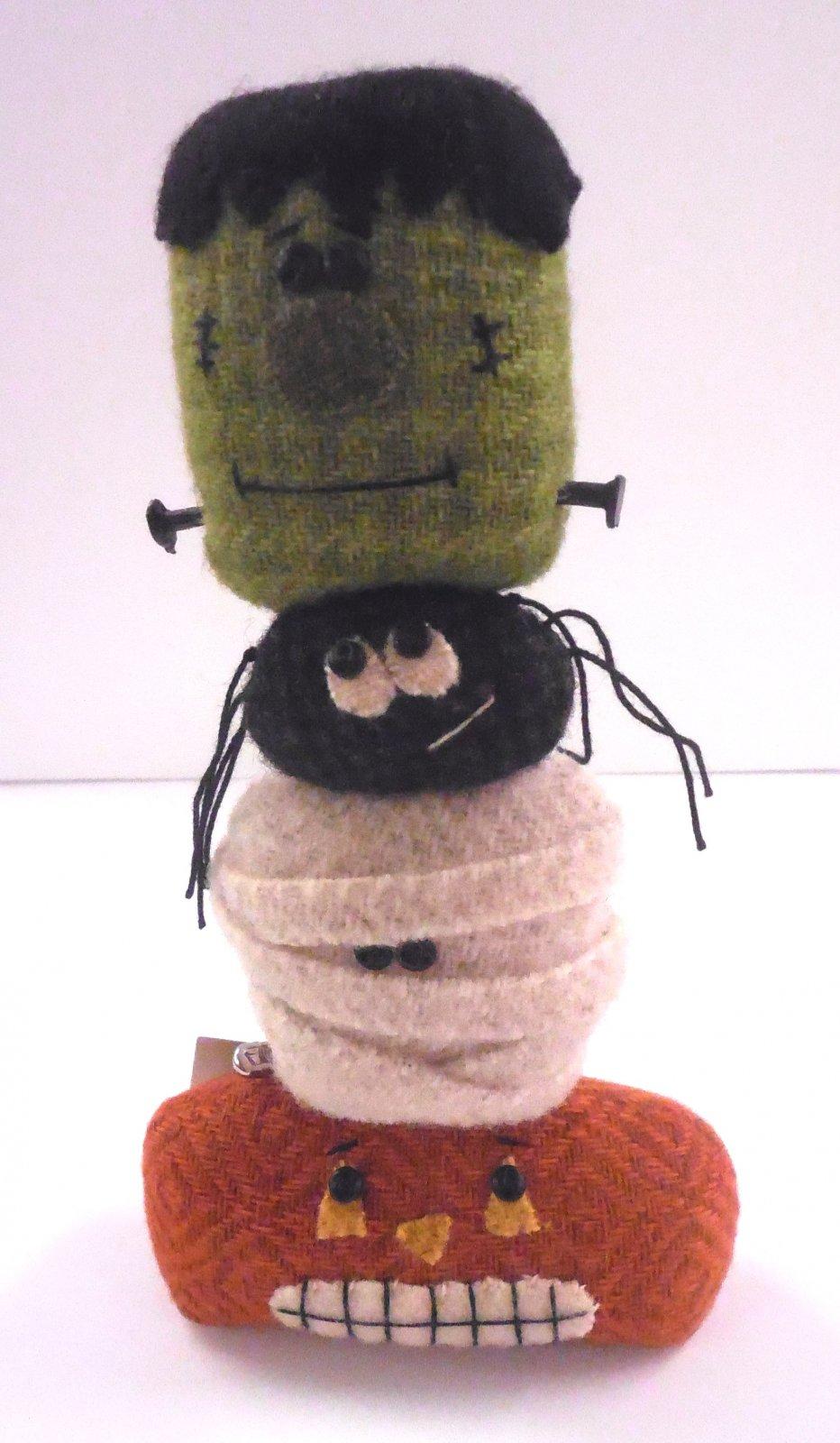 Scary Halloween Pin Keep Wool Kit - 7