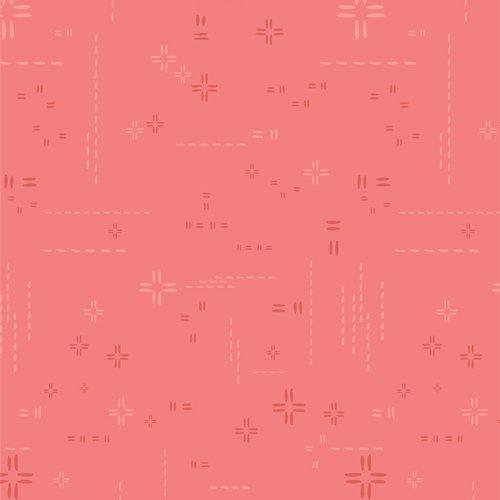 Decostitch Elements - Coral Rose