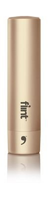 Lint Roller - Flint Refill Device - Gold Metallic