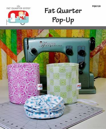 Fat Quarter Pop Up Pattern with Small Wire