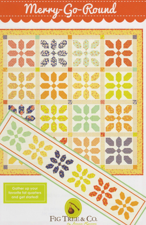 Navajo Stars Quilt Pattern