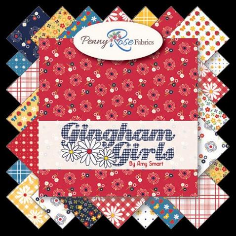 Gingham Girls - Rolie Polie - 40 Pieces